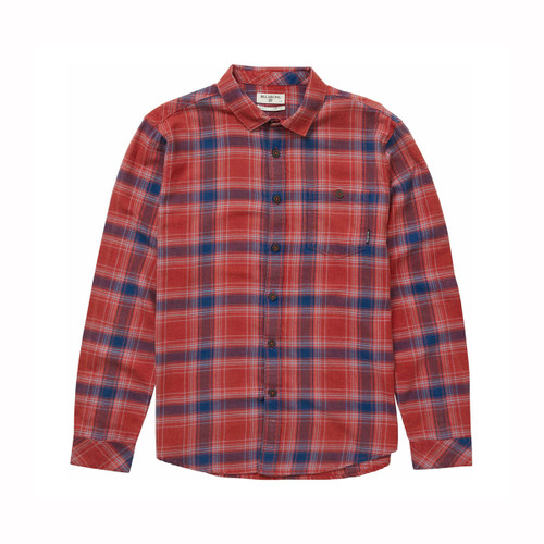 Freemont Flannel - Red