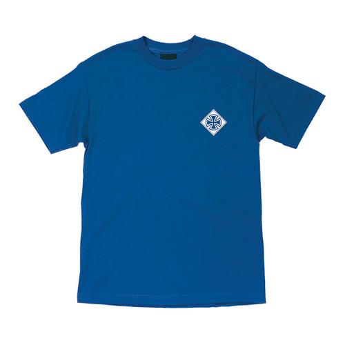 Industry Tee - Royal Blue
