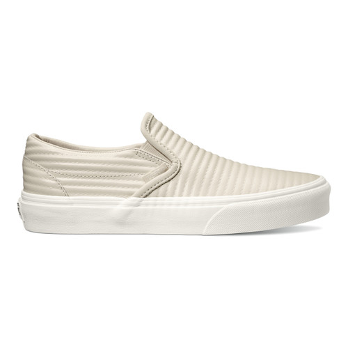Classic Slip-On (Moto Leather) - Birch