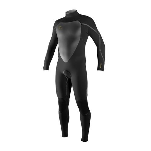 Heat 3Q Zip 4/3 FSW - Black