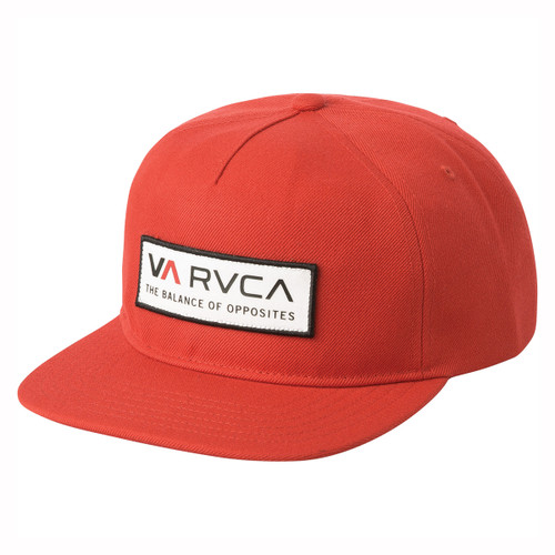 Boys Uniform Snapback - Red