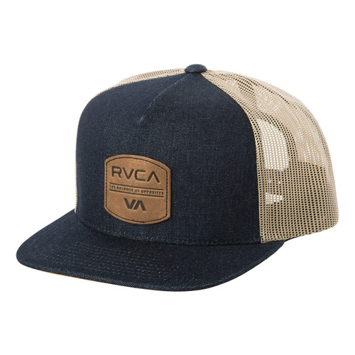 RVCA Denim Trucker - Indigo - O/S