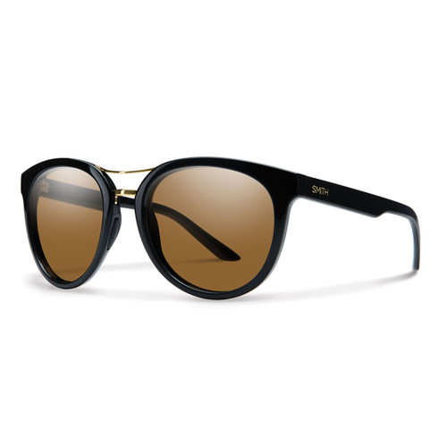 Bridgetown - Black - ChromaPop Polarized Brown