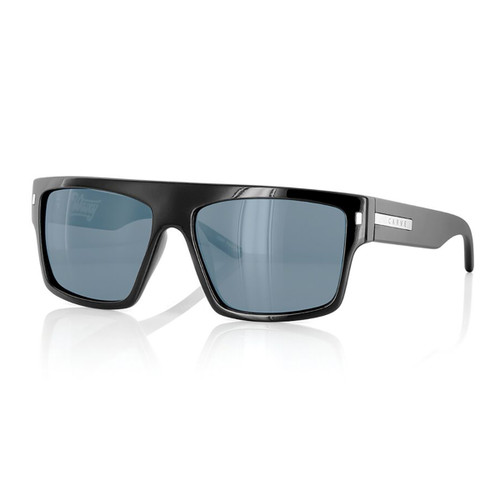 Wavey Polarized - Black - Grey Polarized