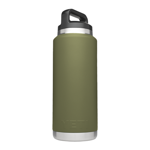 Rambler 36 oz Bottle - Olive Green