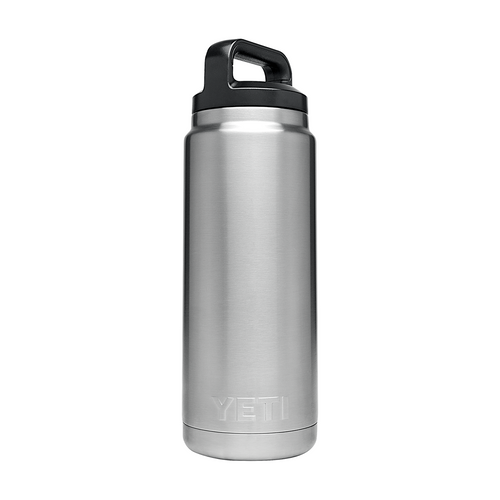 Rambler 26 oz Bottle - Stainless Silver