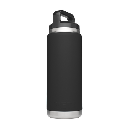 Rambler 26 oz Bottle - Black