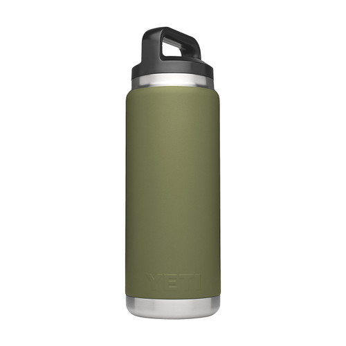 Rambler 26 oz Bottle - Olive Green