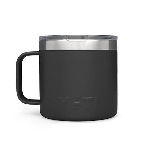 Rambler 14 oz Mug - Black