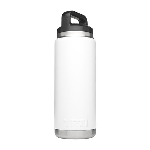 Rambler 26 oz Bottle - White