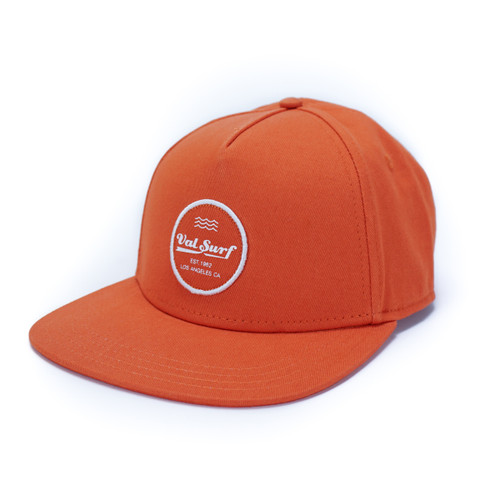 Coldwater Snapback - Rust/Black - O/S