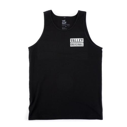 Valley OG Tank - Black