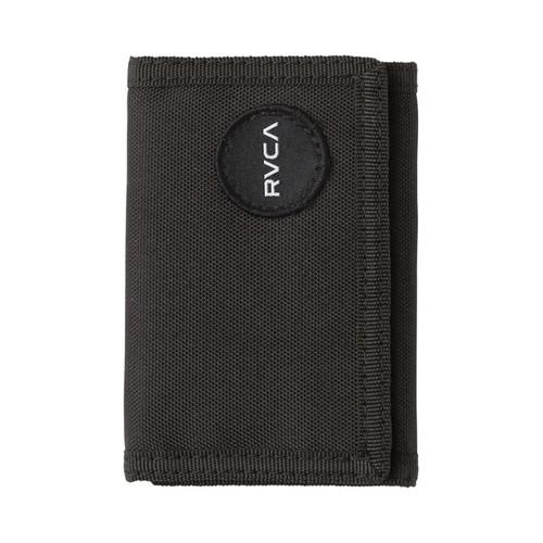 Motors Patch Wallet - Black