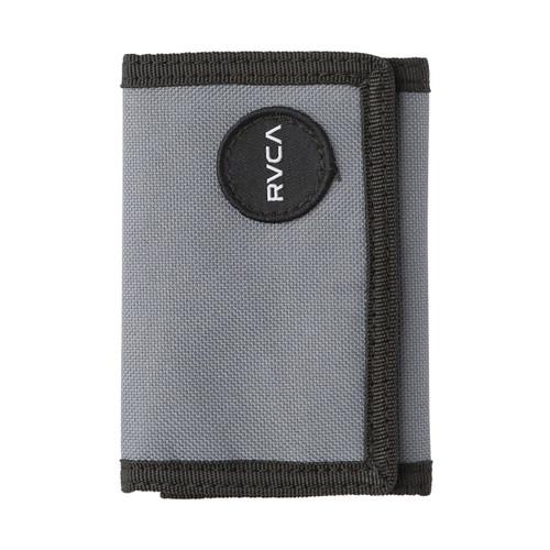 Motors Patch Wallet - Grey