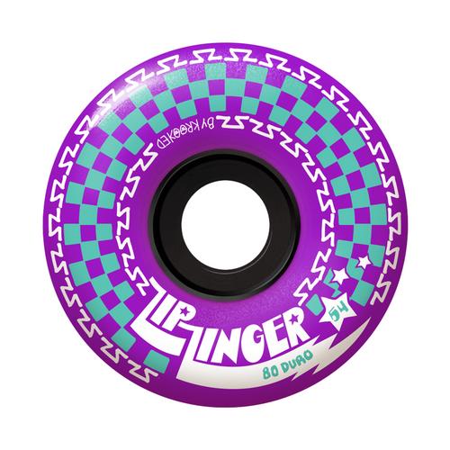 Zip Zinger 80D Set - Purple - 54
