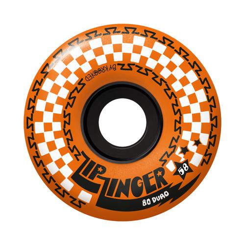 Zip Zinger 80D Set - Orange - 58