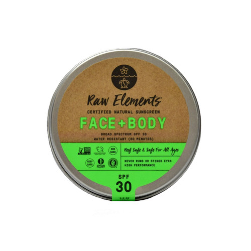 Tin Formula 30+ - Clear - 3oz