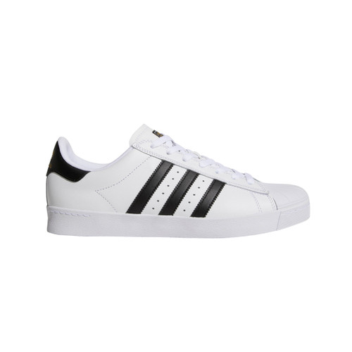 Superstar Vulc - White/Black