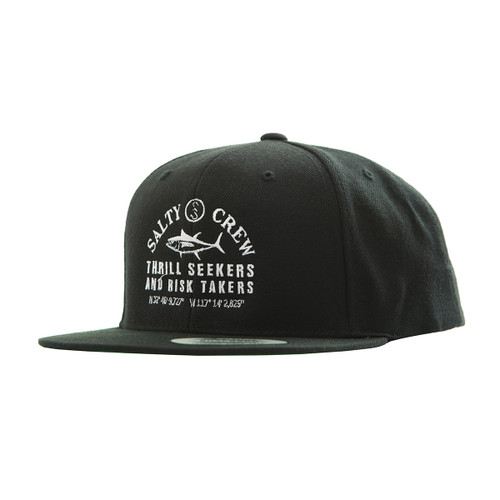 Fish Market Hat - Black