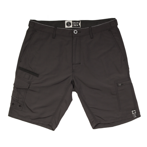 Wheelhouse Hybrid Short - Charcoal