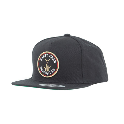 Tails Up 5 Panel - Black