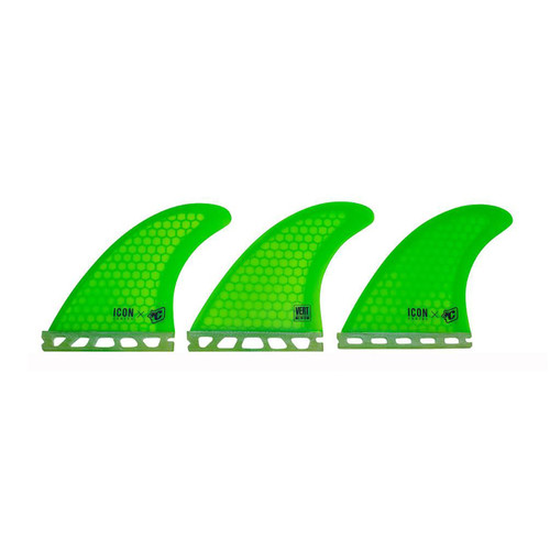 Vert Icon Core Flex 1-Tab M - Lime - M