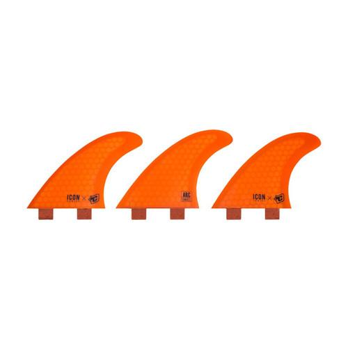 Arc Icon Core Flex 2-Tab S - Orange - S