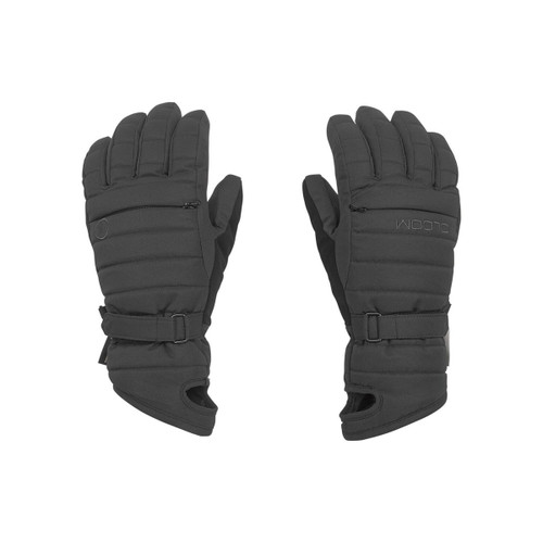 Women's Peep Gore-Tex Glove - Black