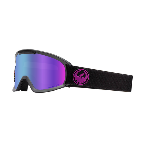 DX2  - Split - Lumalens Purple Ion/Lumalens Amber