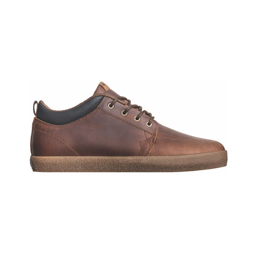 GS Chukka - Brown Leather/Crepe