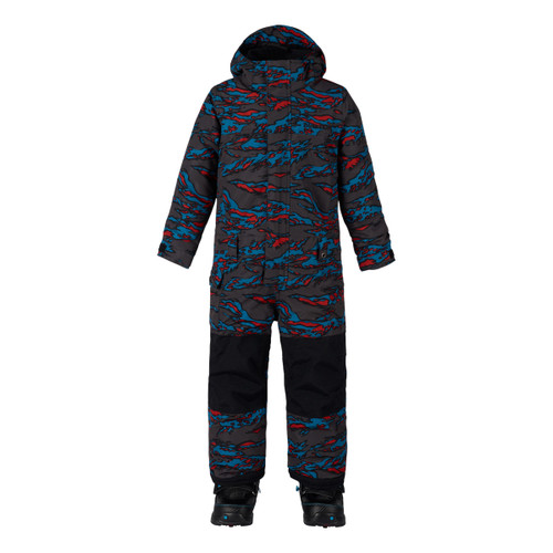 Boys Minishred Striker One Piece - Beast Camo
