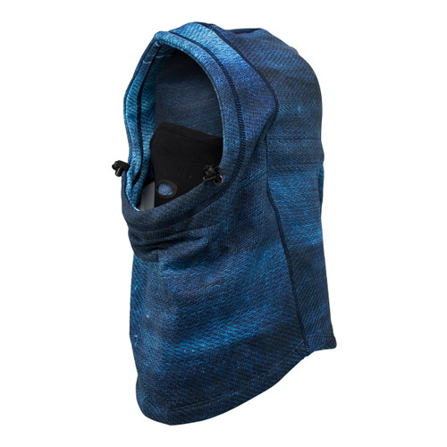 Balaclava Airhood Polar - Denim