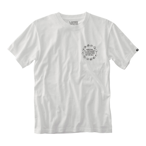 Vans x Peanuts Snoopy's Brother Tee - White