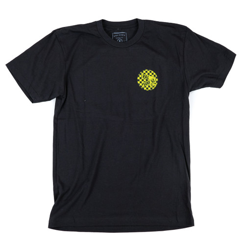 MOD Tee - Black/Yellow