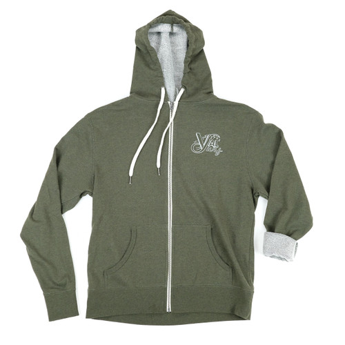 OG Single Color Women's Zip Hood