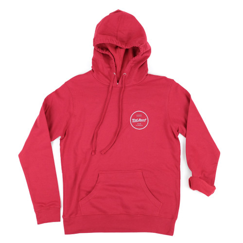 Coldwater Women's Pullover Red