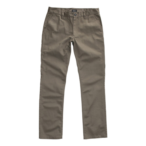 The Week-End Pant - Dark Khaki