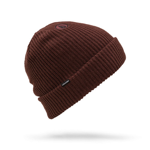 Sweep Beanie - Burnt Red - O/S