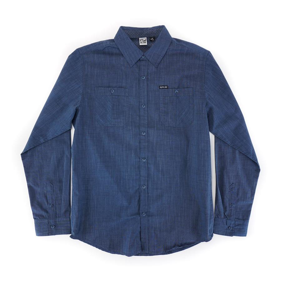 Becker LS Woven - Blue