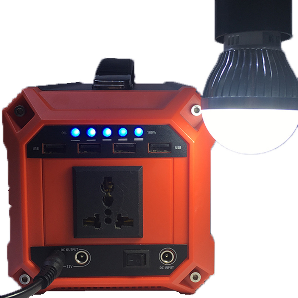 LED light included