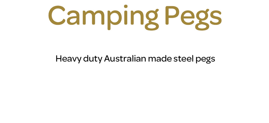 Camping Pegs