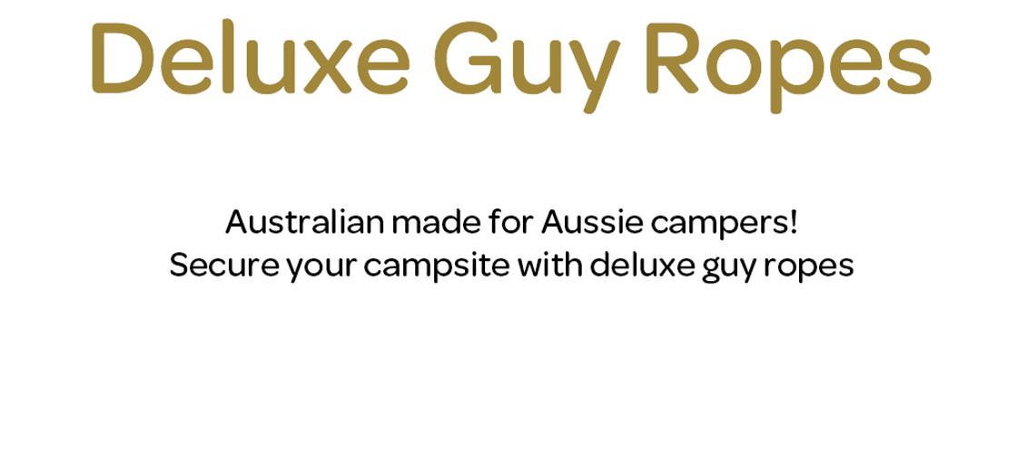 Guy Ropes
