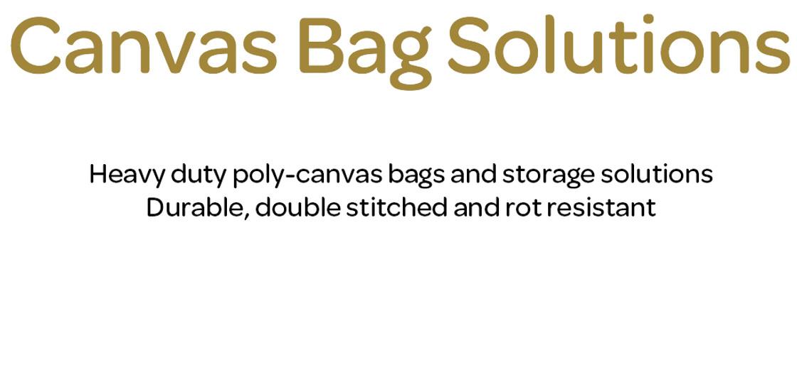 Bag Solutions