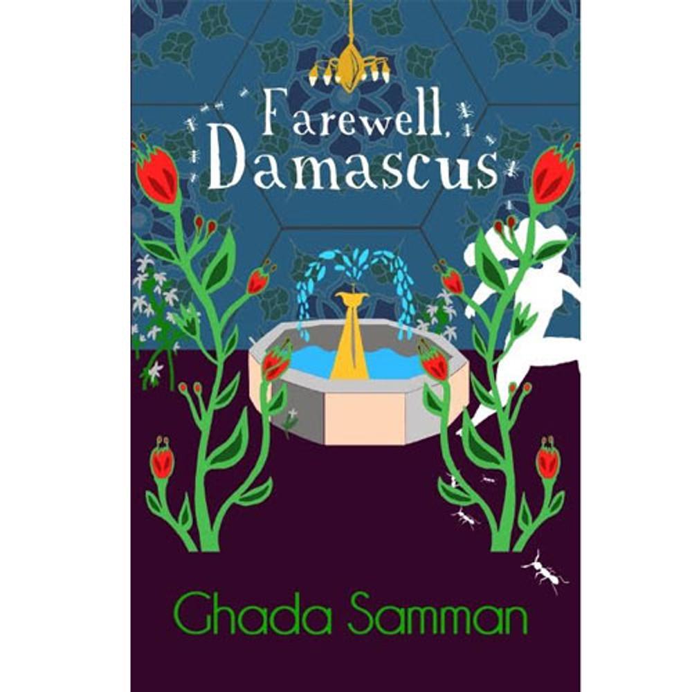 Farewell, Damascus book cover
