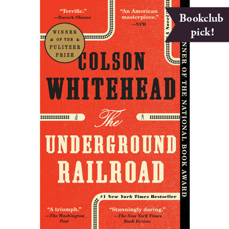 The Underground Railroad bookclub