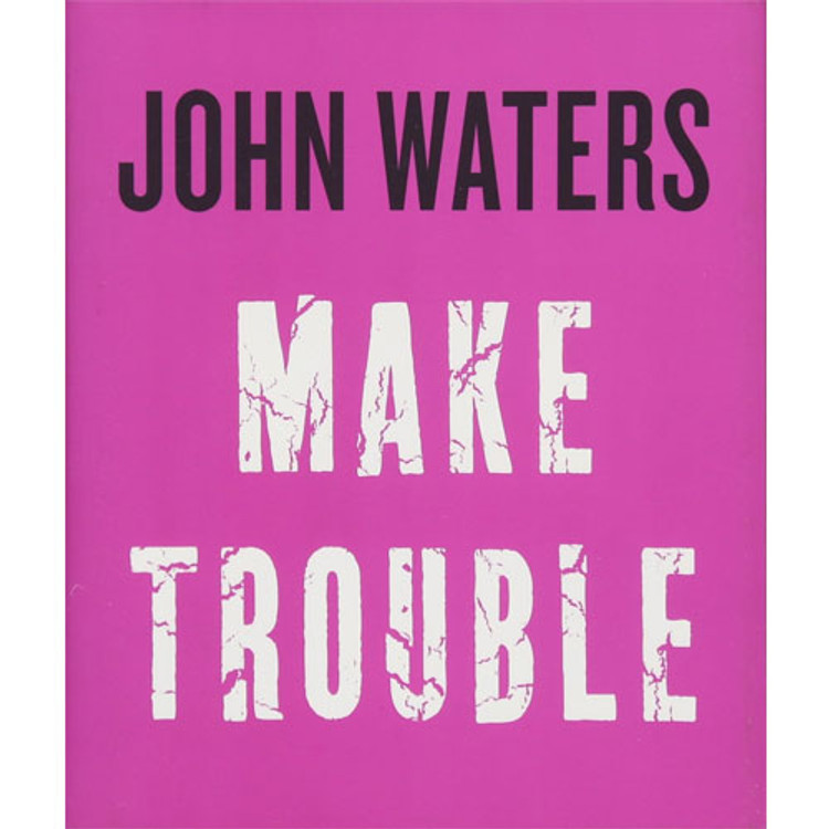 Make Trouble book cover
