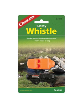 Coghlans - Safety Whistle - 0844 - Outdoor Stockroom