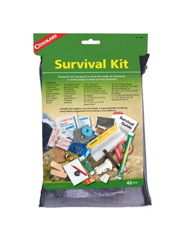 Coghlans - Survival Kit - 9480 - Outdoor Stockroom