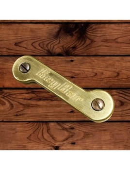 KeyBar - Brass - Outdoor Stockroom