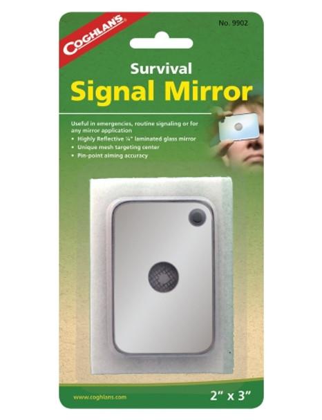 Coghlans - Signal Mirror - 9902 - Outdoor Stockroom